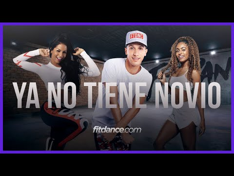 Ya No Tiene Novio - Sebastian Yatra, Mau Y Ricky | FitDance Life (Coreografía) Dance Video