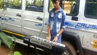 Kadhal Rojave Or Roja Jaaneman Instrumental