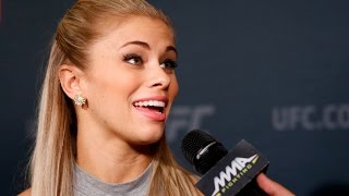 UFC 191: Paige VanZant Confirms She's No Longer Dating Cody Garbrandt