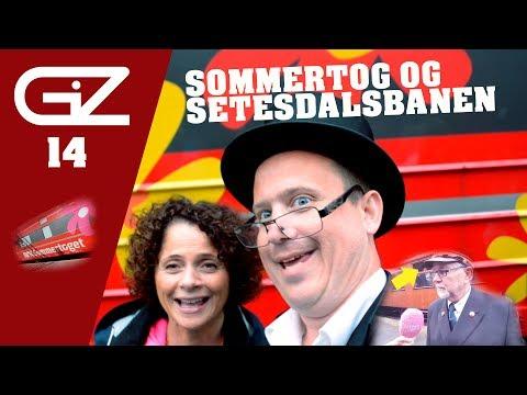 NRK SOMMERTOGET GROVANE og MARNARDAL // EN LITT SAKTERE (NORSK) VLOG // SØGNEVLOG 14