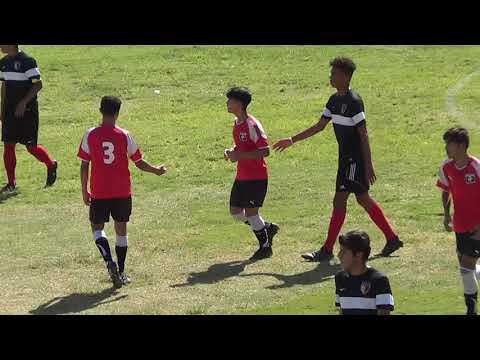 Corinthians vs desert united 1rst half coast soccer league 2017
