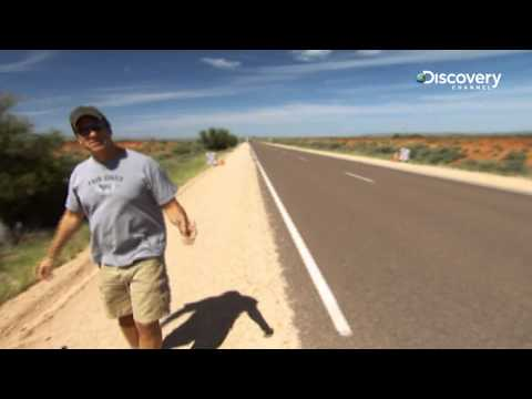 Dirty Jobs Down Under: Road To Coober Pedy
