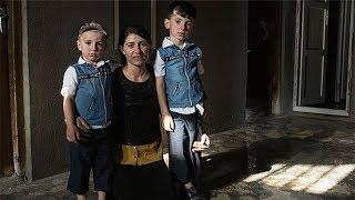 Yazidi women's impossible choice