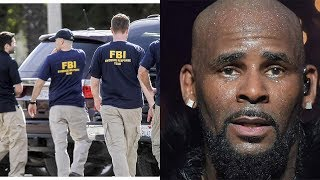 BREAKING: Police In Possesion Of New R. Kelly Video Tape With A Young Buck!!