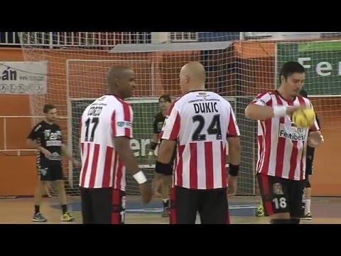 Fertiberia Puerto Sagunto vs. ABANCA Ademar León - Spain: Handball Liga - Full Match 10.10.2015