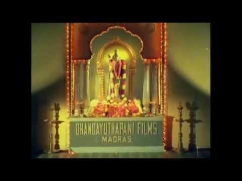 Dhandayuthapani films - tamil movie company logos