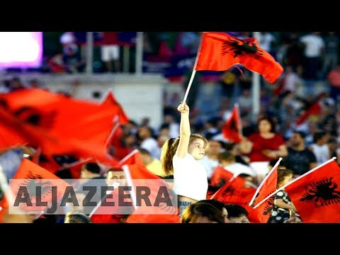 Thumbnail: Albania's Socialists set to win election: exit poll