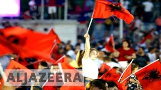 Albania's Socialists set to win election: exit poll