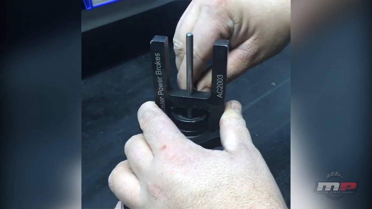 Got A Soft Brake Pedal? Don't Forget The Booster Pin to Master