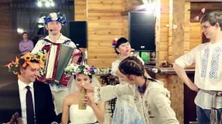 Фольк-шоу ЗАБАБОНЫ - видеоролик (zababony.com) +375296466288; +375298504724