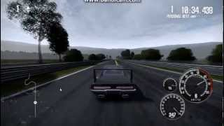 Dodge Charger R/T need for speed shift 2 unleashed