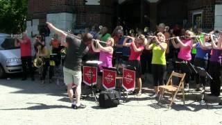 Såg du noko te kjerringa mi - Malvik Musikkorps i Berlin 7 juni 2014