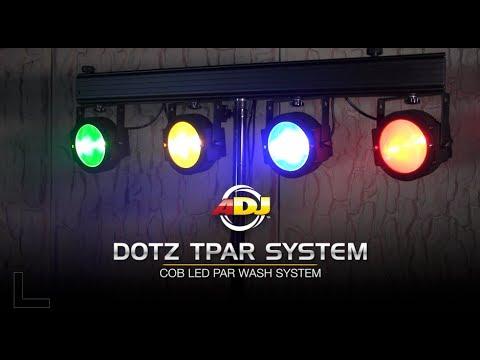 ADJ Dotz TPar System