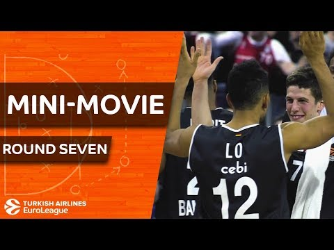 Turkish Airlines EuroLeague Regular Season Round 7: Mini-Movie