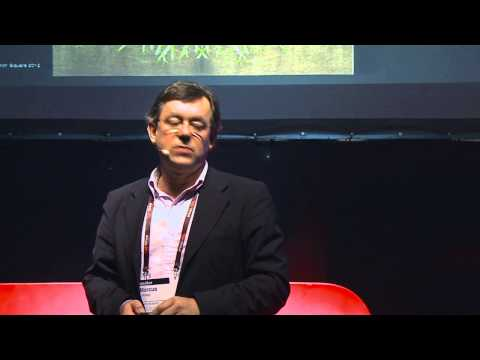 Mind the gap: Marcus Orlovsky at TEDxVilnius