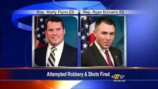 Concealed Carrying Democrat Lawmaker Exchanges Fire With Armed Robber