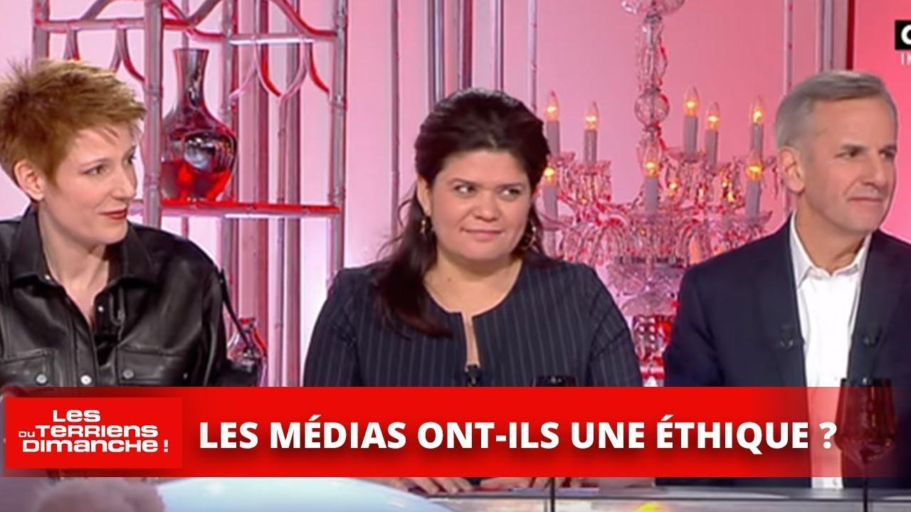 La presse a-t-elle encore une éthique ? - Les Terriens du dimanche
