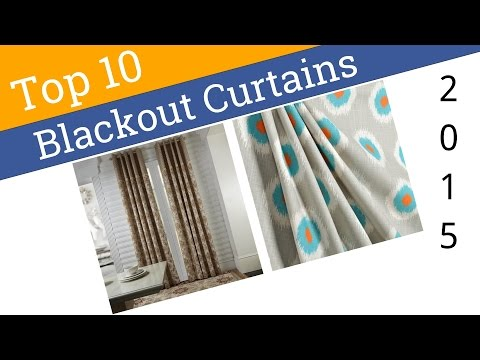10 Best Blackout Curtains 2015