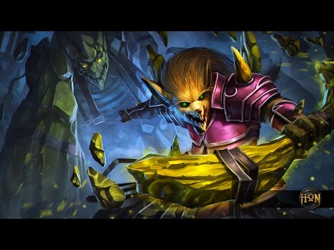видео: Первая катка на skrap the scavenger, heroes of newerth ( hon ) Новый