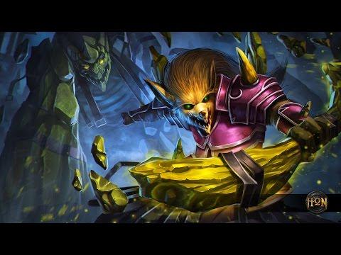 видео: Первая катка на skrap the scavenger, heroes of newerth ( hon ) Новый
