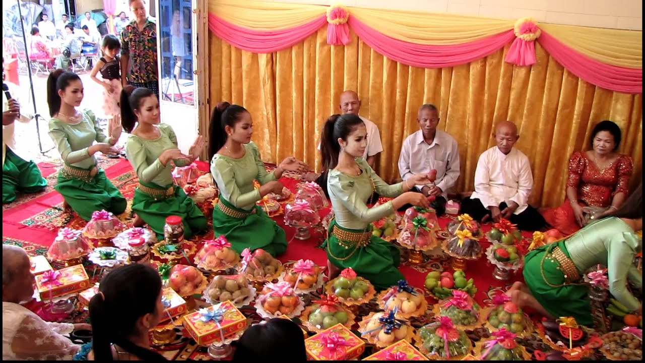 Cambodian marriage traditions