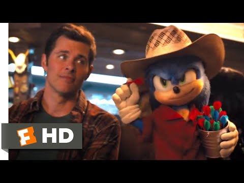 Sonic the Hedgehog (2020) - Sonic's Bucket List Scene (3/10) | Movieclips