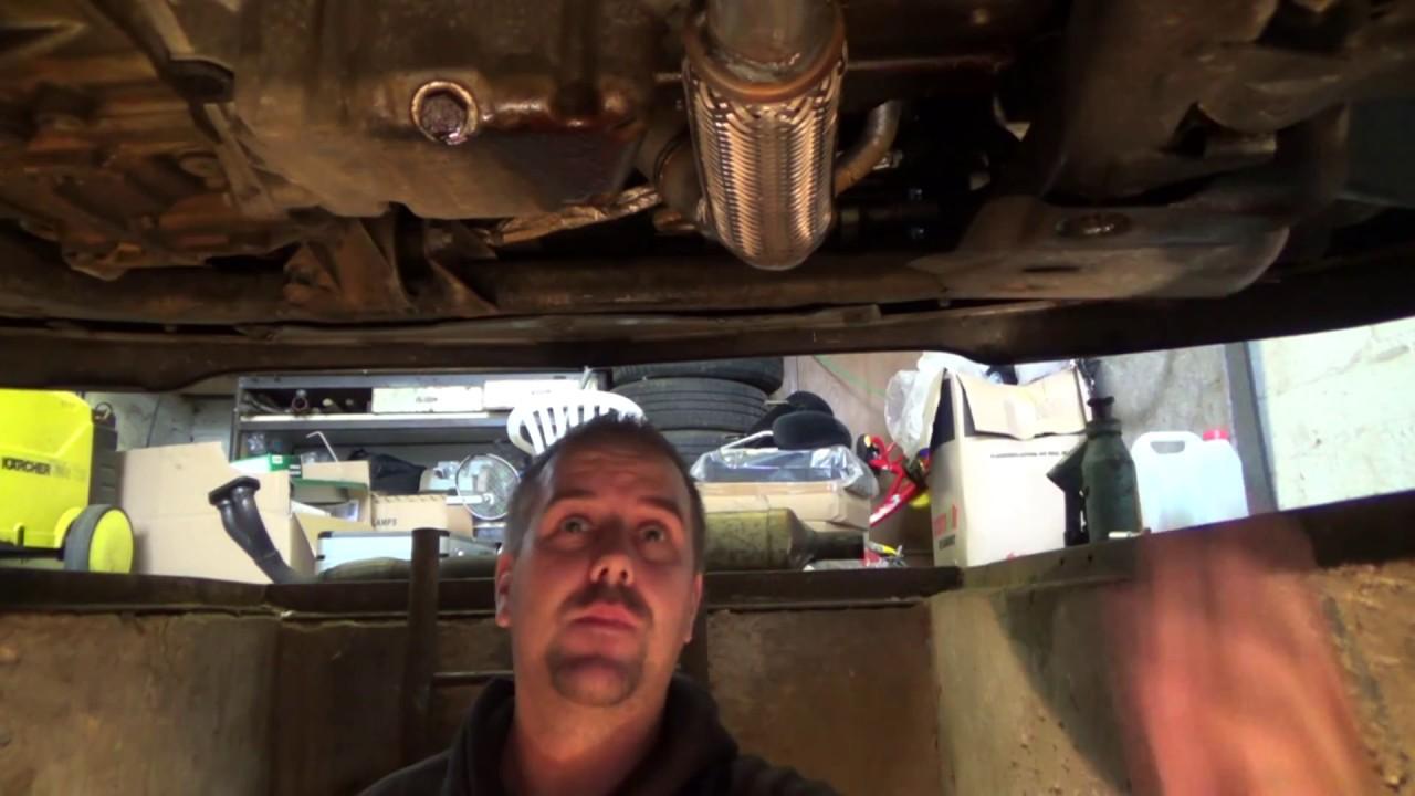 Katalysator wechseln am Opel Astra 1.6 16 V Artikelbild