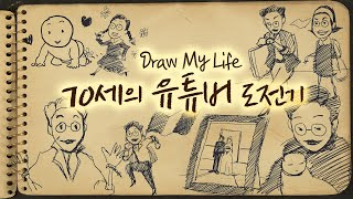 Draw My Life of 70 years…A story of the first Korean student to Italy who became a Youtube creator.