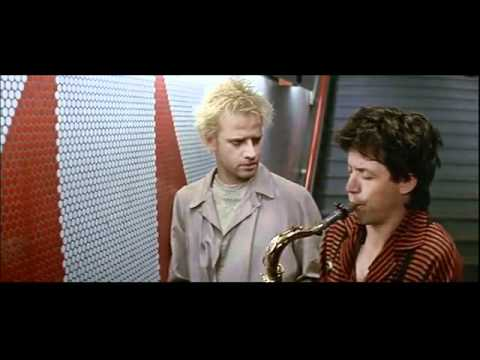Luc Besson: Subway Saxophone