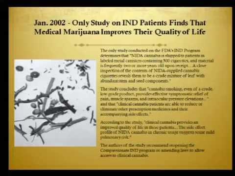 Neurological Uses for Marijuana & Cannabinoids  2/4/15