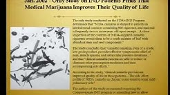 Neurological Uses for Marijuana & Cannabinoids  2/4/15