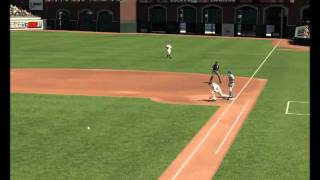 MLB 2K11 PC Gameplay HD