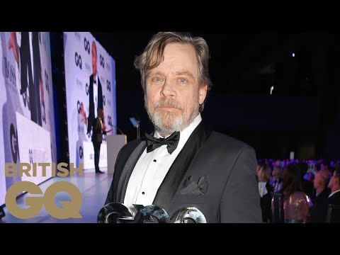 "Mark Hamill on How to be an Icon: ""Blow Up A Death Star!"" 