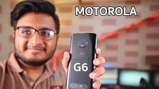 Motorola Moto G6 Unboxing | Official In Pakistan!