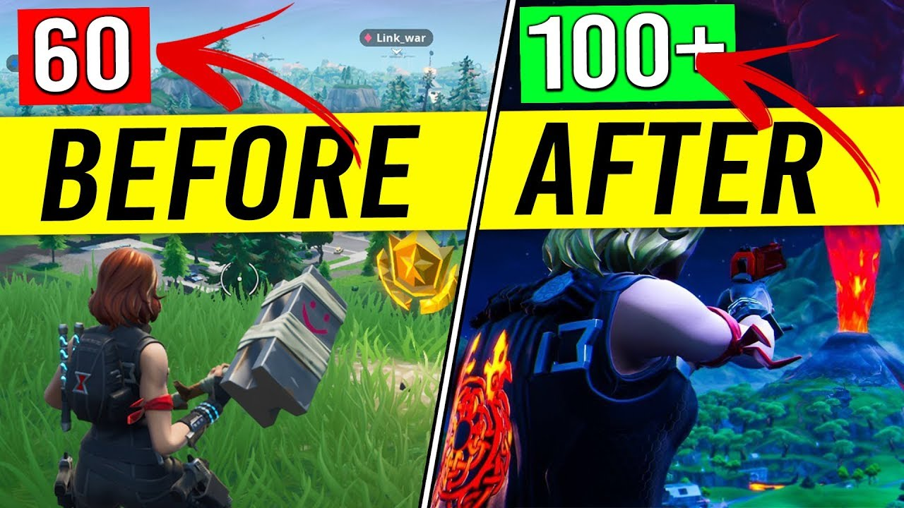 How To Get Better Fps In Fortnite Battle Royale Fps Boost