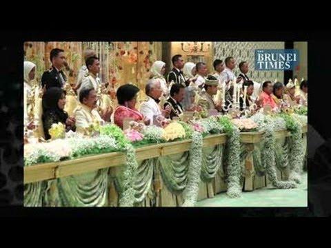 The Royal Banquet (Brunei Royal Wedding 2012)