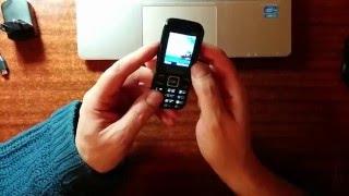 Обзор мобильного телефона Alcatel OneTouch 1042D(Самый доступный телефон от Alcatel., 2016-01-18T20:17:04.000Z)