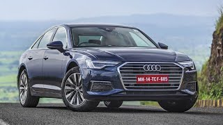 Audi A6 2018 full review and test drive