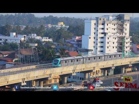 Metro Arrives Aluva