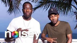 Kendrick Lamar X Nigel Sylvester - Back & Forth