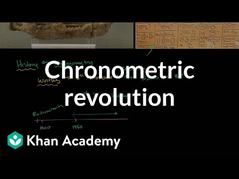 Chronometric revolution | Cosmology & Astronomy | Khan Academy from YouTube · Duration:  9 minutes 53 seconds