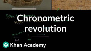 Chronometric revolution | Cosmology & Astronomy | Khan Academy