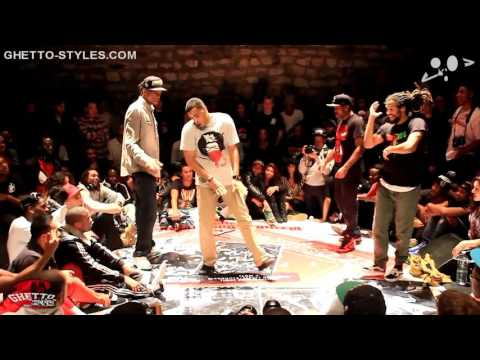 Insane Dance Battle Rounds 2 - Les Twins,Waydi,Kefton,Salah and more