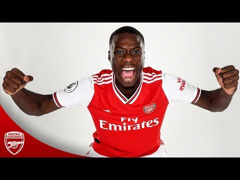 OFFICIAL: Nicolas Pepe Signs For Arsenal!