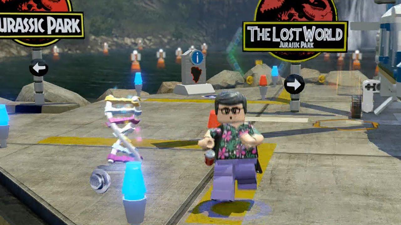 LEGO Jurassic World, développé par TT Games