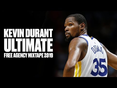 Watch Kevin Durant, Kawhi Leonard & More Get Analyzed in New Free Agent Mixtapes