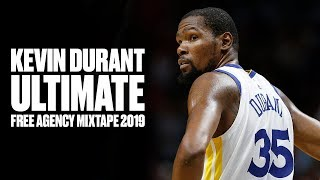 Kevin Durant Is A Free Agent By Choice, Teams Aren't Worried About His Comeback