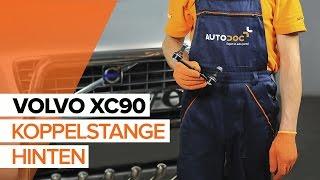 Wie VOLVO XC90 I Getriebehalter auswechseln - Tutorial
