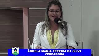 Ângela Maria pronunciamento 14 10 2018