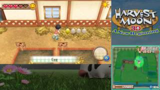 Let's Play Harvest Moon: A New Beginning 80: Speed Dating